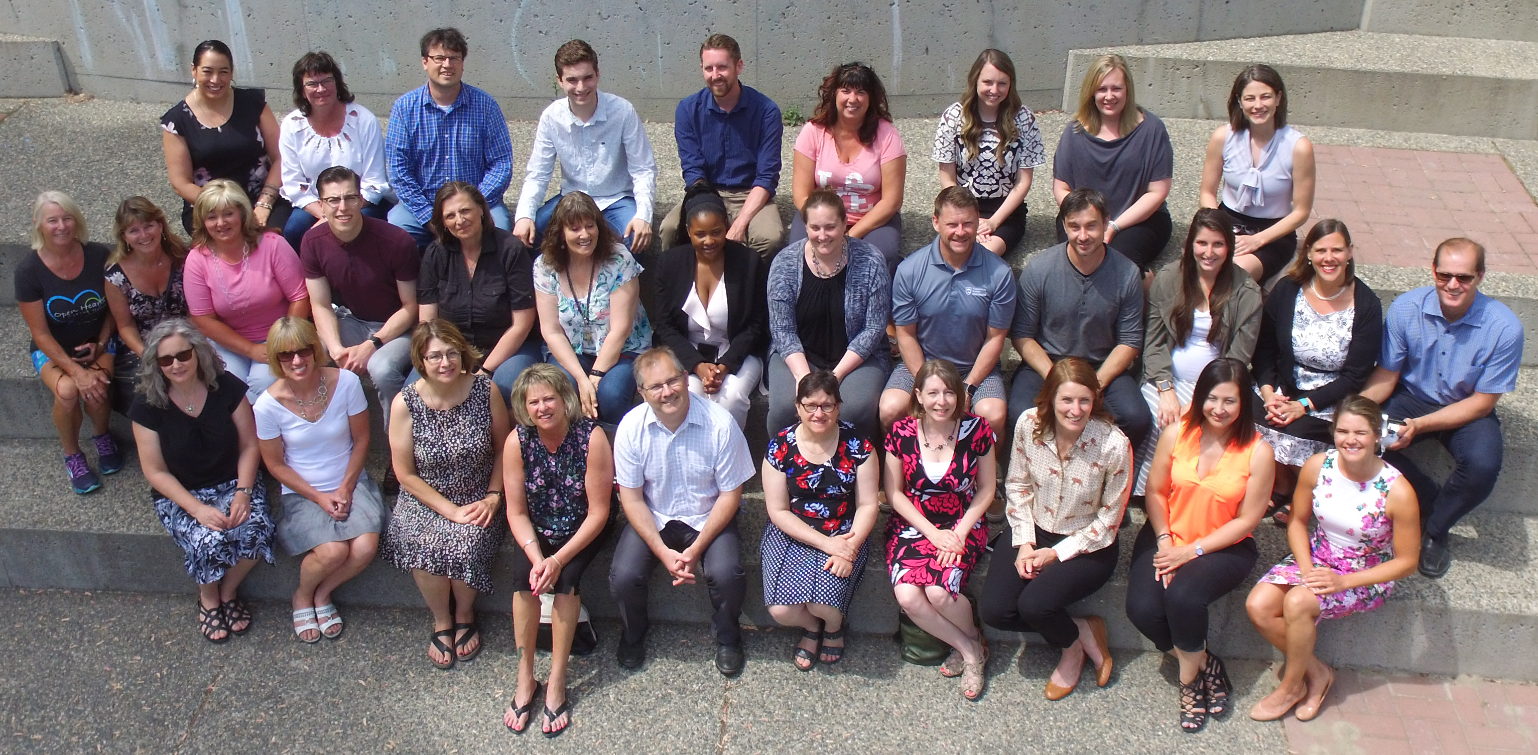 FSD Staff, May 2018