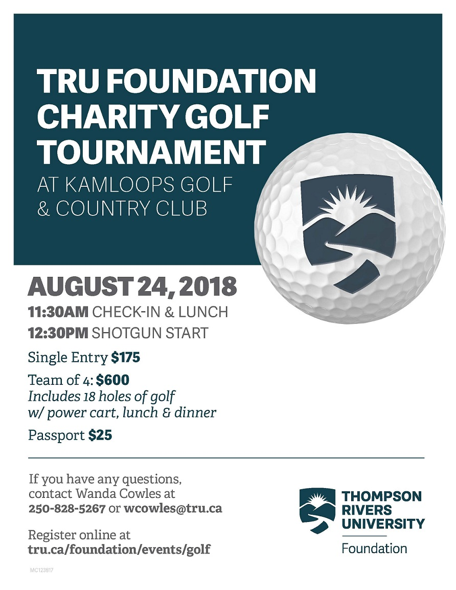 Foundation Golf 2018