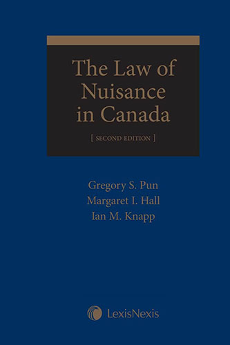 Law of Nuisance in Canada
