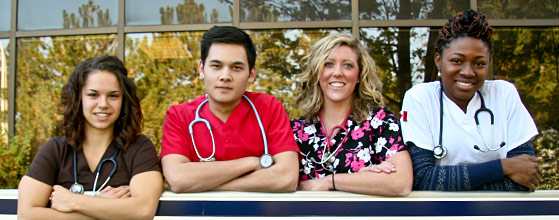 School of Nursing at Thompson Rivers University