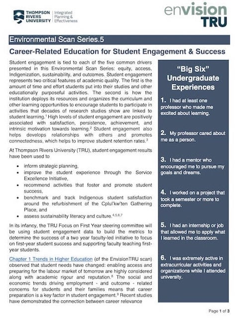 Career-Related Education for Student Engagement & Success thumbnail