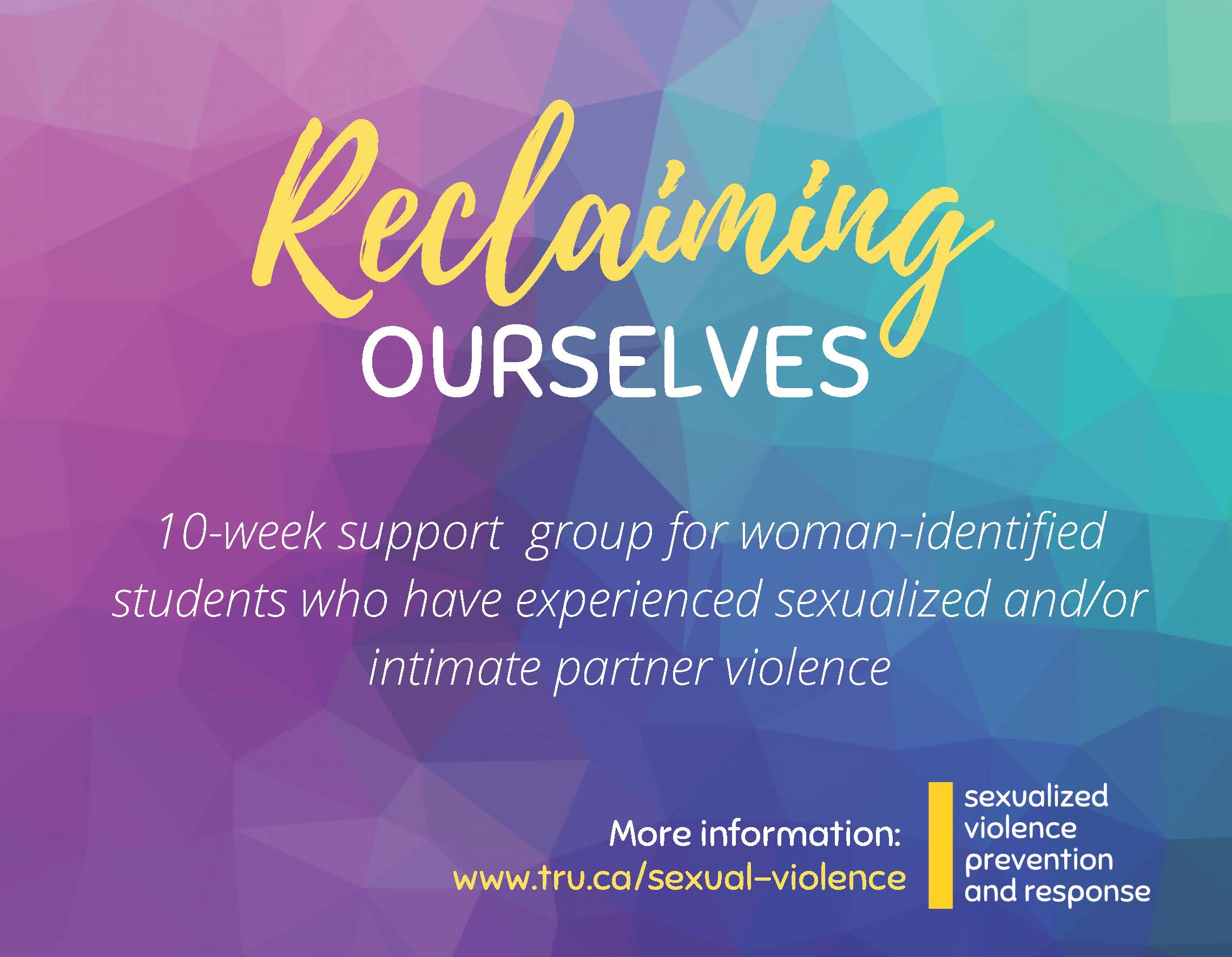 Sexualized Violence Support Group