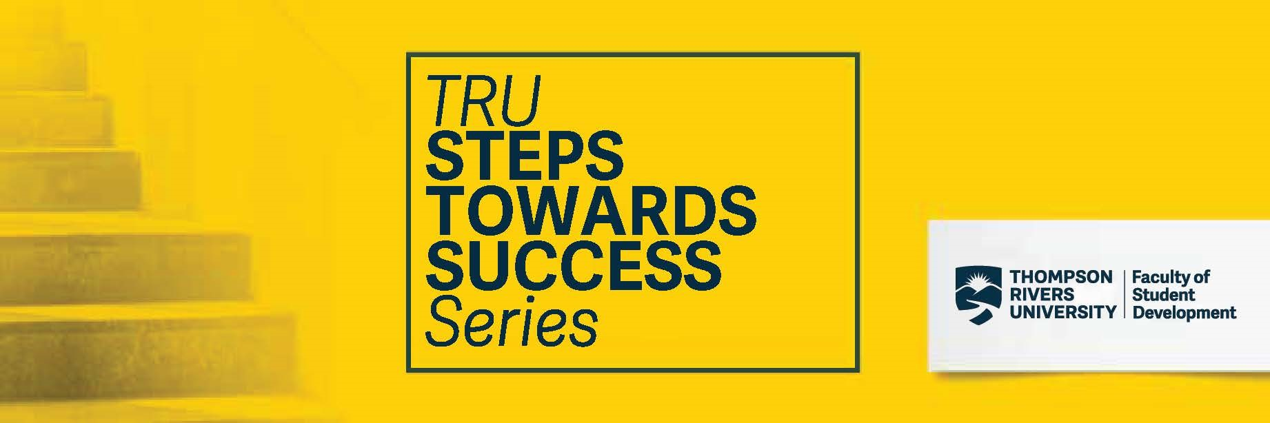 Steps Towards Success web banner