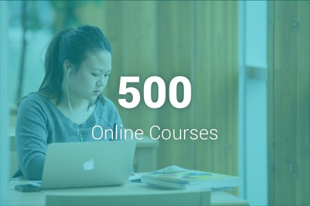 TRU Facts & Figures - Online Courses