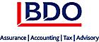 Sponsor Logo, BDO