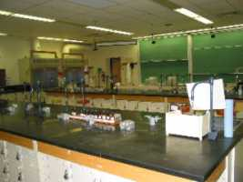 First Year Chemistry Labs