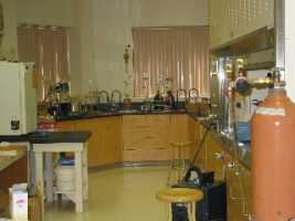 TRU Chemistry Project Room
