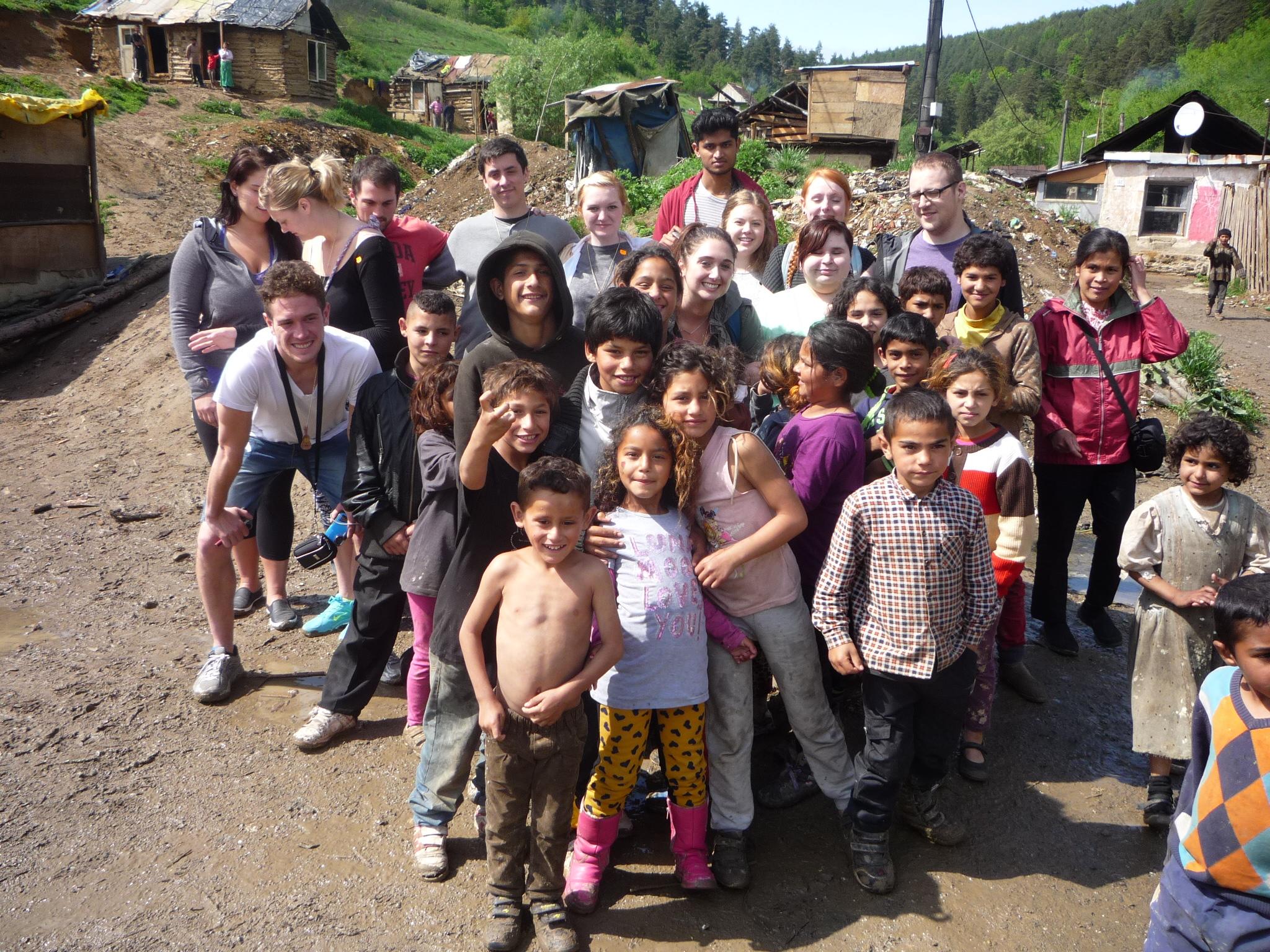 Kinder Garden: Romani Field School Photos, Thompson Rivers University
