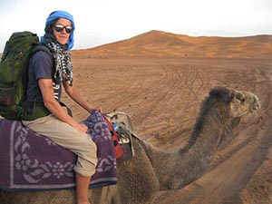 Study Abroad Camel
